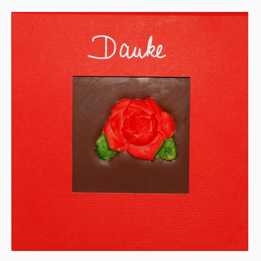 Danke_Rose_Schokoladen_Tafel