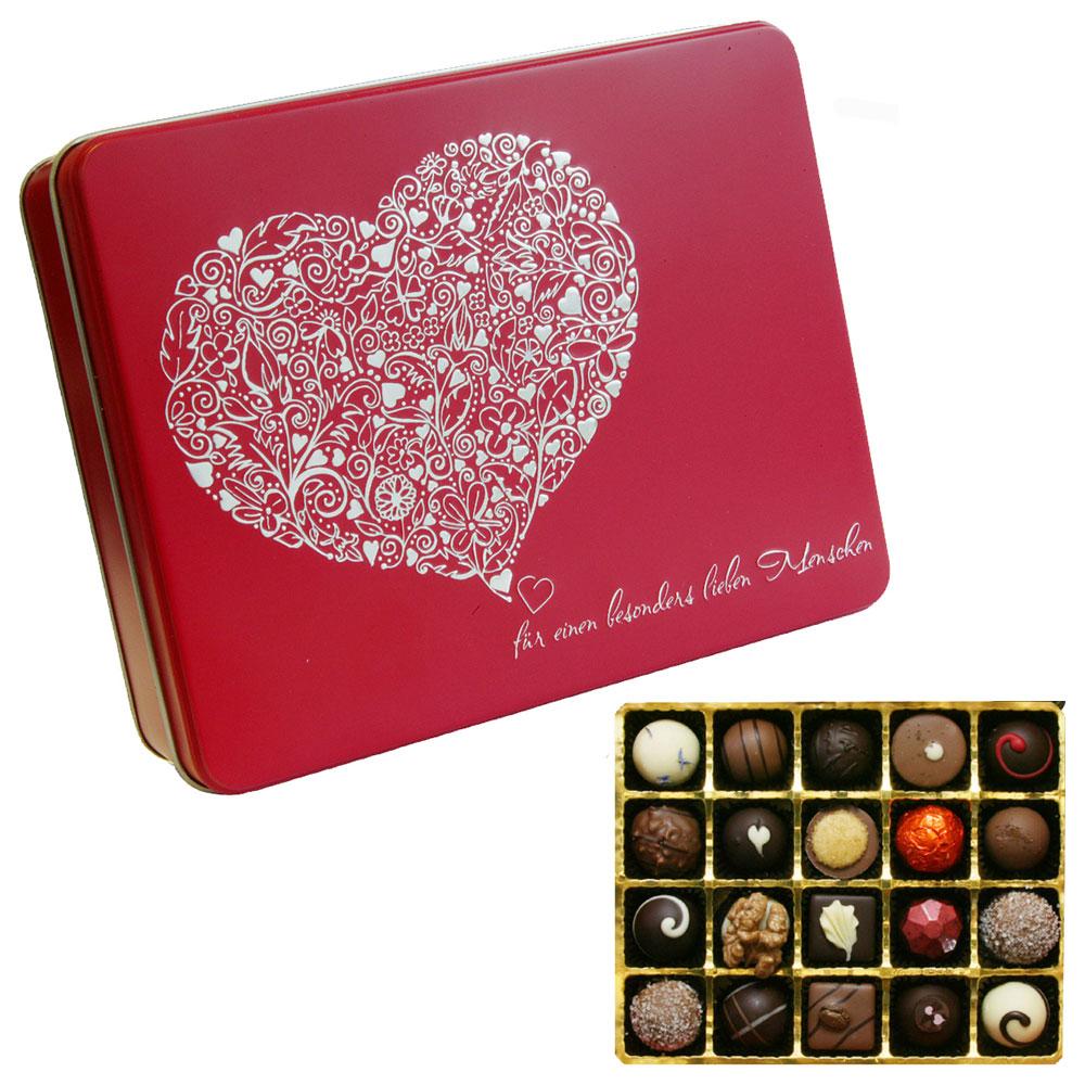 Präsentdose Für Einen Besonders Lieben Menschen 250g Schokolade